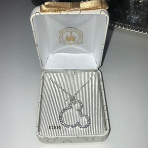 Mickey necklace from Disney